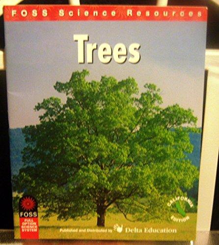 9781598210224: Foss Science Resources Trees (California Editon)