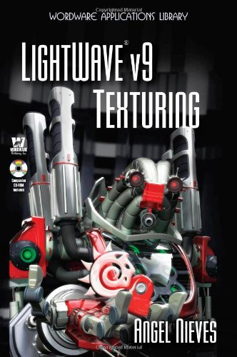 9781598220292: LightWave V9 Texturing (Wordware Game and Graphics Library)
