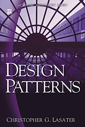 9781598220315: Design Patterns (Wordware Applications Library)