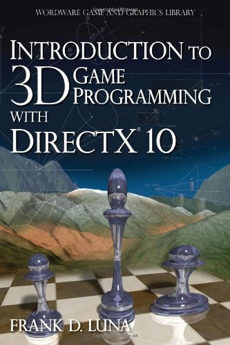9781598220537: Introduction to 3D Game Programming with Direct 3D 10: A Shader Approach (Wordware Game and Graphics Library)