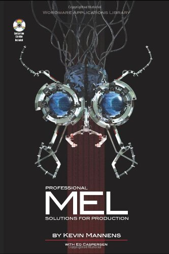 9781598220667: Professional MEL Solutions For Production