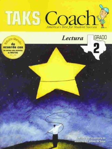 9781598230727: TAKS Coach Lectura Grado 2 Texas
