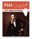 Triumph Learning PSAE Coach: ACT English and: Triumph Learning Staff