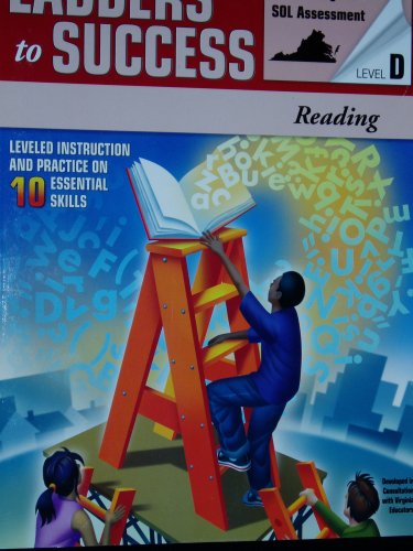 9781598236194: Ladders to Success on the Virginia SOL Assessment; Reading Level D