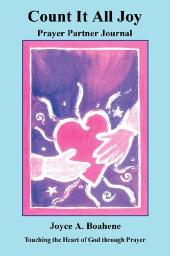 9781598243963: Count It All Joy Prayer Partner Journal