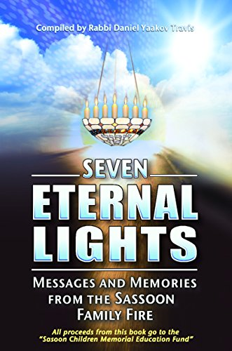 9781598260915: Seven Eternal LIghts: Messages and Memories from the Sassoon Family Fire