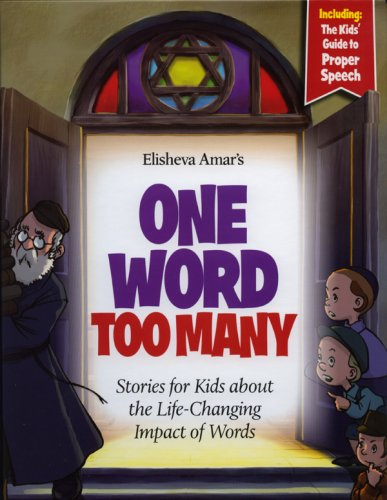 9781598262100: One Word Too Many: Stories for Kids About the Life Changing Impact of Words
