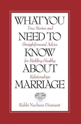 9781598268300: What You Need to Know About Marriage
