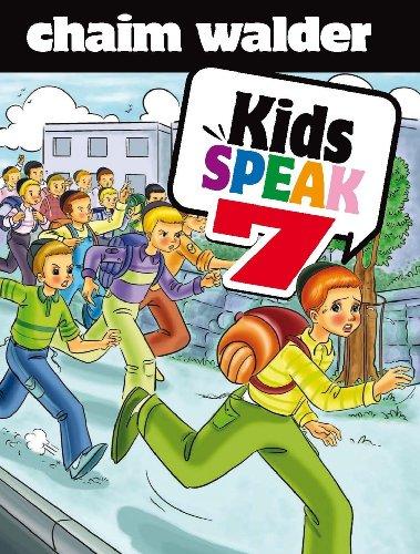 9781598269734: Kids Speak 7