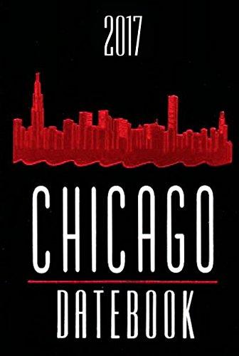 9781598326895: Chicago Datebook 2017
