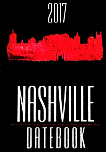9781598327168: Nashville Datebook 2017