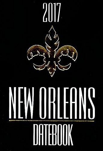 9781598327175: New Orleans Datebook 2017
