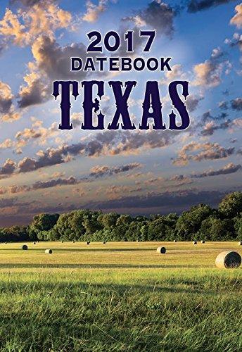 9781598327434: Texas Photo Datebook 2017