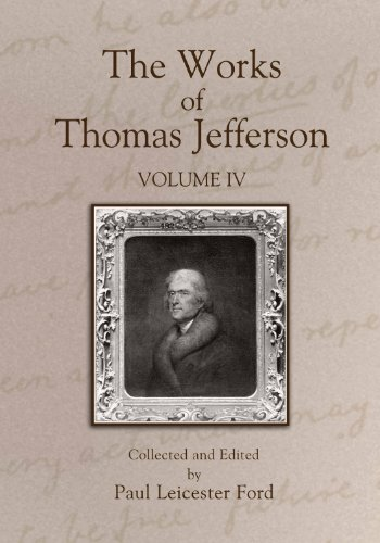 """the life and works of thomas jefferson (born april 13, 1743, at shadwell, virginia died july 4, 1826, monticello) thomas jefferson wrote his own epitaph and designed the obelisk grave marker that was to bear three of his accomplishments and """"not a word more:."""