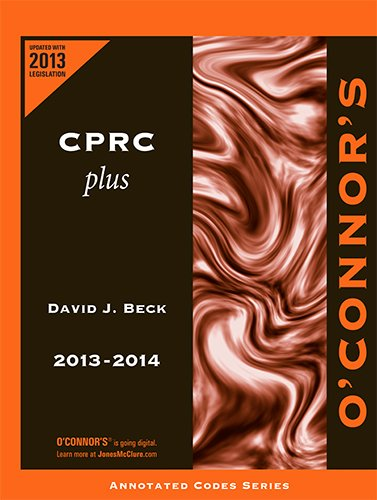 9781598391701: O'Connor's CPRC Plus 2013-2014