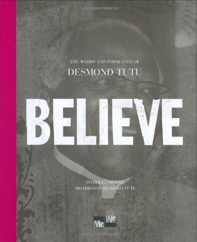 BELIEVE: The Words and Inspiration of Desmond: Collection, A Blue