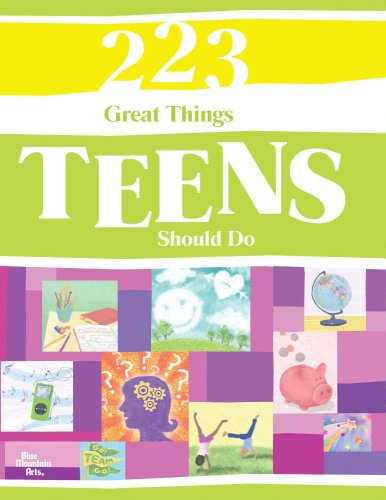 223 Great Things Teens Should Do: A Blue Mountain Arts Collection