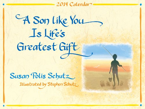 9781598427189: A Son Like You Is Life's Greatest Gift (Blue Mountain Arts Collection (Calendars))