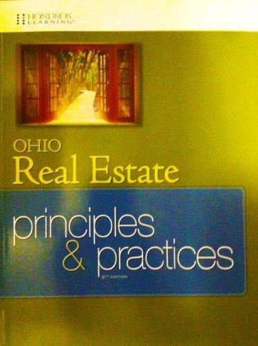 9781598441925: Ohio Real Estate Principles & Practices