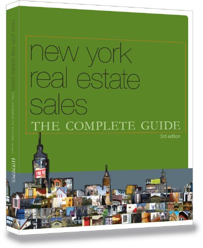 9781598442045: New York Real Estate Sales: The Complete Guide, 3rd ed.