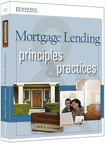 9781598442298: Mortgage Lending Principles & Practices, 5th edition