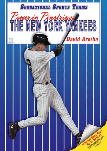 9781598450446: Power in Pinstripes: The New York Yankees (Sensational Sports Teams)