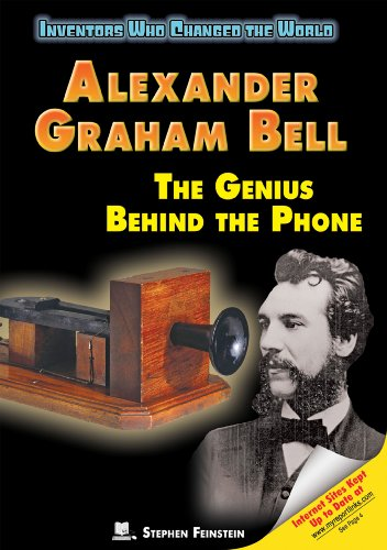 9781598450552: Alexander Graham Bell: The Genius Behind the Phone (Inventors Who Changed the World)