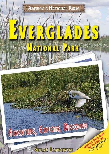 9781598450910: Everglades National Park: Adventure, Explore, Discover (America's National Parks)