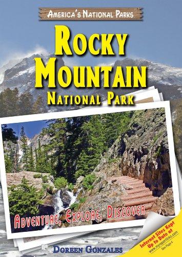 9781598450965: Rocky Mountain National Park: Adventure, Explore, Discover (America's National Parks)
