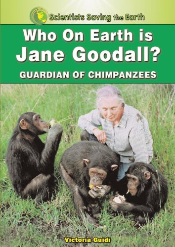 Who on Earth is Jane Goodall?: Champion: Guidi, Victoria
