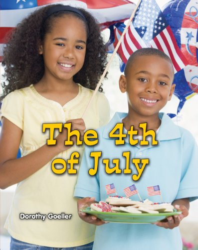9781598451757: The 4th of July (All About Holidays)