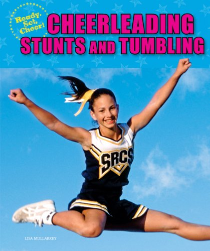 9781598452006: Cheerleading Stunts and Tumbling