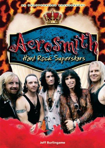9781598452105: Aerosmith: Hard Rock Superstars