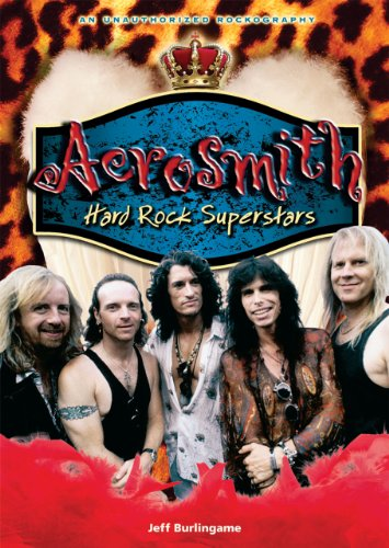 9781598452105: Aerosmith: Hard Rock Superstars (Rebels of Rock (Paperback))