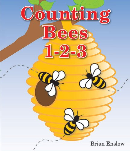 9781598452471: Counting Bees 1-2-3 (All About Counting Bugs 1-2-3: Guided Reading Level: A)