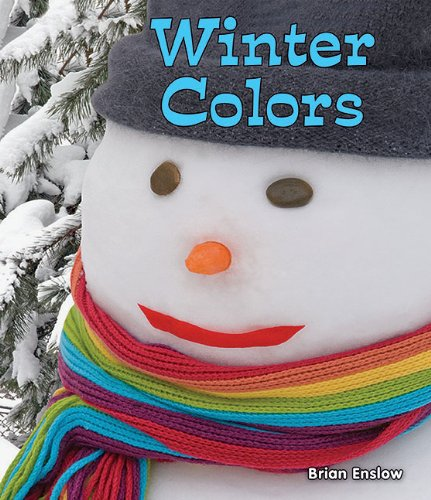 9781598452686: Winter Colors (All About Colors of the Seasons)
