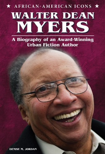 9781598453935: Walter Dean Myers: A Biography of an Award-winning Urban Fiction Author (African-american Icons)