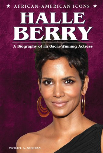 9781598453966: Halle Berry: A Biography of an Oscar-Winning Actress (African-American Icons)