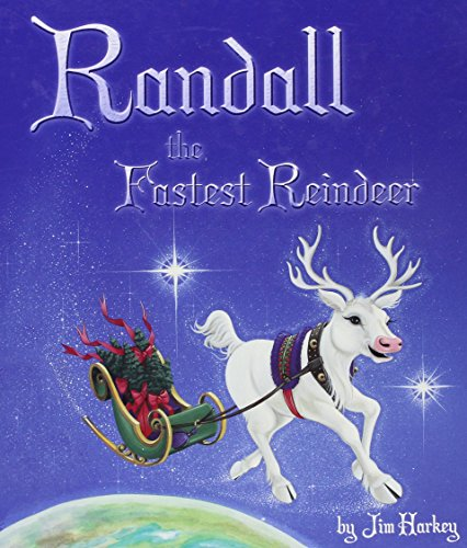 9781598490565: Randall the Fastest Reindeer