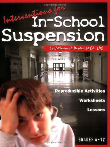 9781598500011: Interventions for In-School Suspension