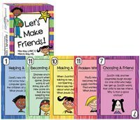 Let's Make Friends! Card Game: Max & Marcia Nass