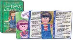 9781598500998: What Should Miranda Do? Card Game