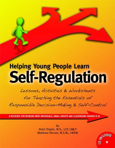 9781598501124: Helping Young People Learn Self-Regulation