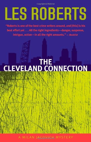 9781598510041: The Cleveland Connection: A Milan Jacovich Mystery (Milan Jacovich Mysteries)