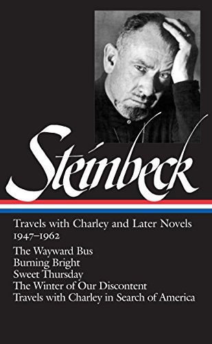 9781598530049: Travels With Charley and Later Novels, 1947-1962