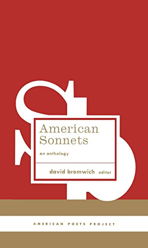 9781598530155: American Sonnets: An Anthology: (american Poets Project #25)