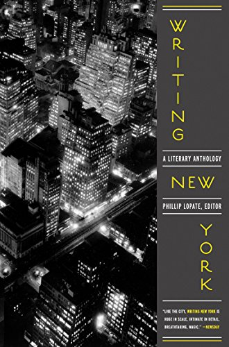 9781598530216: Writing New York: A Literary Anthology: A Library of America Special Publication