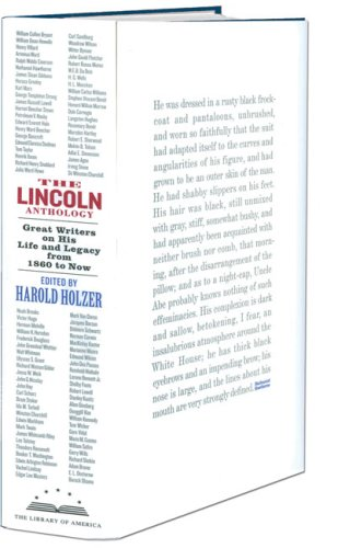 9781598530339: The Lincoln Anthology: Great Writers on His Life and Legacy from 1860 to Now (Library of America #192)