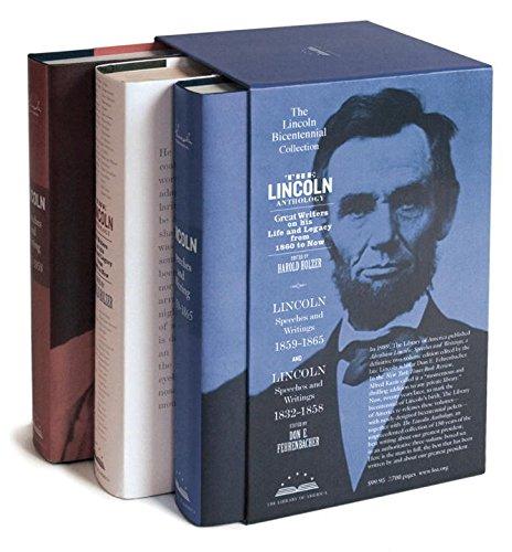 9781598530360: LINCOLN BICENTENNIAL COLLN: 3-volume box set