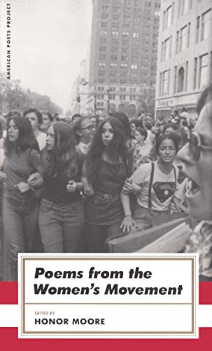 9781598530421: Poems from the Women's Movement: (American Poets Project #28)